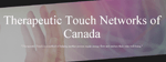 Therapeutic Touch Networks of Canada (TTNC)