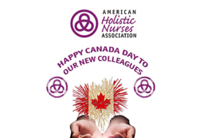 Happy Canada Day! from American Holistic Nurses Association