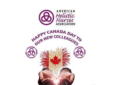 Happy Canada Day! from American Holistic Nurses Association