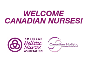 Welcoming Video from the President of the American Holistic Nurses Association