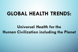 Global Health Trends by Sherry McDonald