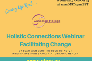 Holistic Change Webinar: Facilitating Change